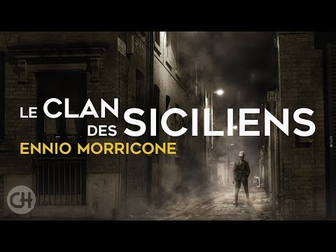 Ennio Morricone - Le Clan des Siciliens (2018 Remastered for Youtube)