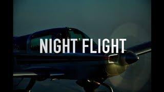 NIGHT FLIGHT IN A GRUMMAN TIGER (2018)