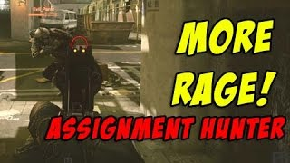 MORE RAGE! - Assignment Hunter - Battlefield 4 (Part 2 ) Recoil Kinetics | Dragon