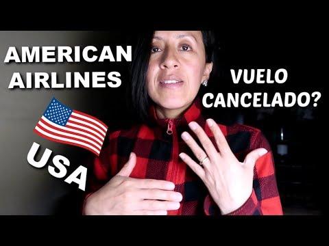 EXPERIENCIA DE VUELO Estados Unidos Con AMERICA AIRLINES.✈️
