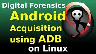 [Linux] Android Edinme kullanarak ADB, kök, bunun sebebi ve DD