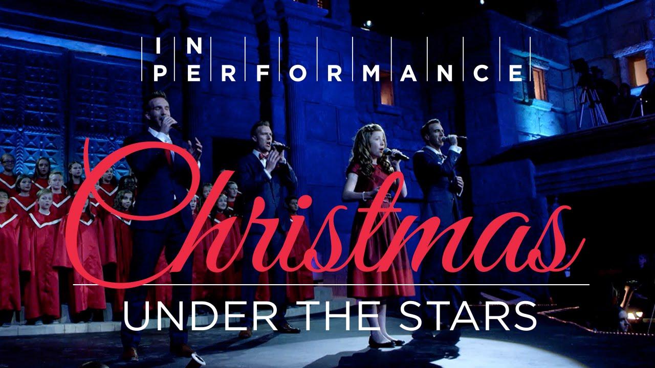 In Performance: Christmas under the Stars - GENTRI & Lexi Walker - BYUtv - YouTube