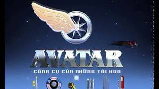 Phim quảng cáo TVC  - Mũi khoan Avatar 30s | Vietstarmax