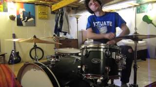 Drum Cover: SNOWING: I Think We