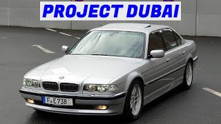 V12 BMW E38 750iL Restoration - Project Dubai: Home Stretch - Part 6