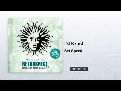 DJ Krust - Set Speed [V Recordings]