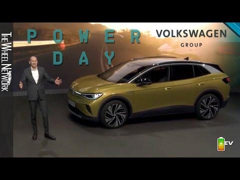 Volkswagen Group Power Day 2021 – Full Presentation