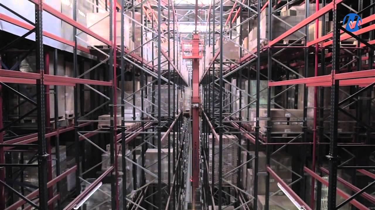 Mecalux Uk.Mecalux To Centralise Logistics Processes At Nupik Case Study Mecalux Uk
