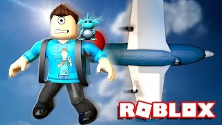 A ROBLOX SKYDIVING ACCIDENT!!! (Roblox Roleplay!) | MicroGuardian