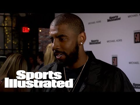 "Kyrie Irving Says Cavs Are In A ""Peculiar Place"" 