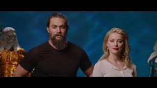 Roblox Aquaman Event Feat. Jason Momoa und Amber Heard