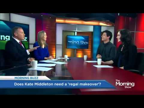 Tessa virtue - Does Kate Middleton need a makeover