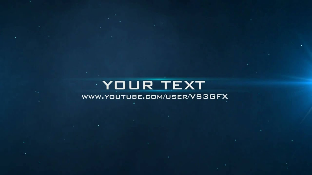 Free After Effects Intro Template (Project Download) - YouTube