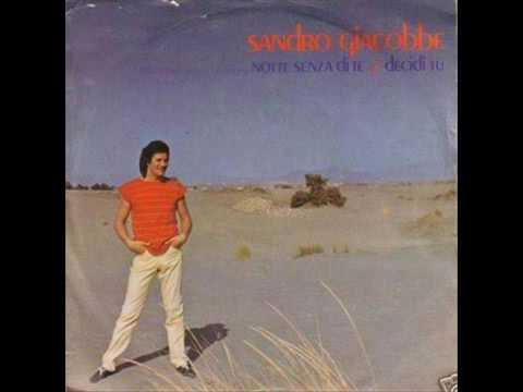 Sandro Giacobbe-Notte Senza