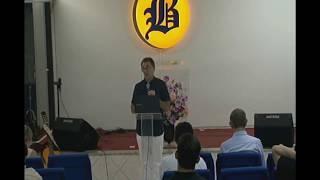 Culto de Doutrina - Pr. Carlos Maia - 12.07.2018