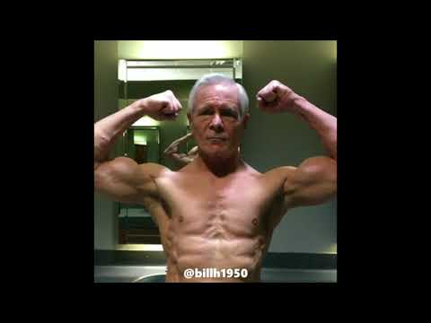Super Human Bill Hendricks 68 years old!!!