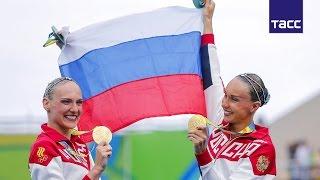 Триумф российских синхронисток на Олимпиаде в Рио