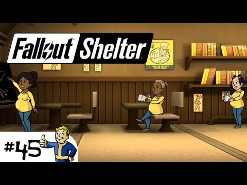 Fallout Shelter - EP45 - Sex Ed . . . Nailed It!