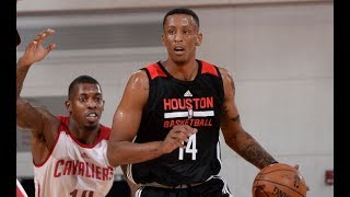 Full Highlights: Houston Rockets vs Cleveland Cavaliers, MGM Resorts NBA Summer League | July 8