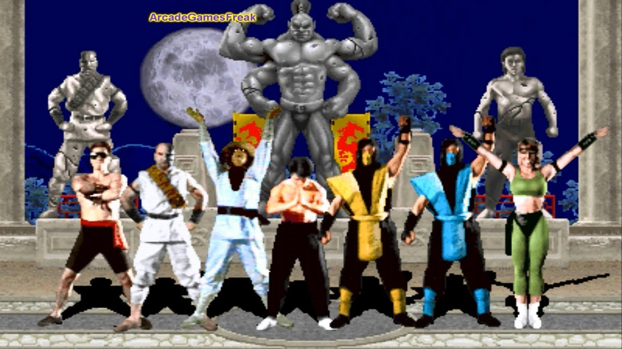 Mortal Kombat 1 Intro All Characters Prologues and Endings  YouTube