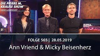 Pierre M. Krause Show vom 28.05.2019 mit Micky und Ann