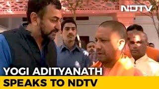 What Facts? 'Public Opinion Counts,' Says BJP's Yogi Adityanath