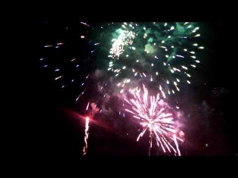 Londonderry Fish & Game Fireworks Display 4/27/13