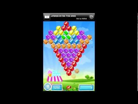 Bubble Shooter Adventures Ice Pops Island | Game Version With Ads By Admob