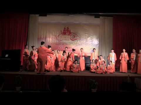 Cebu Normal University Children & Youth Choir, Philippines