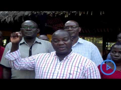 A lobby group from Pwani challenge Uhuru-Raila handshake