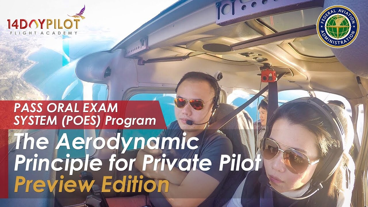 Private Pilot license (PPL) Accelerated school within 14 Days!