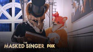The Clues: Fox | Season 2 Ep. 5 | THE MASKED SINGER