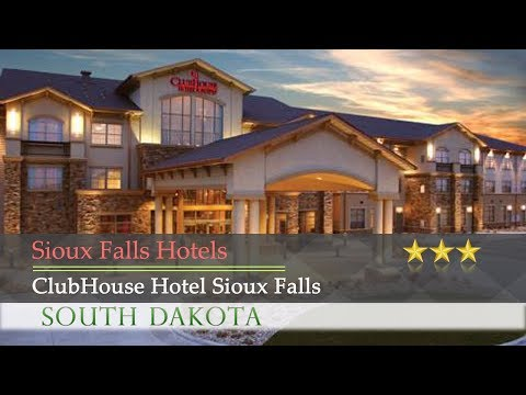 ClubHouse Hotel Sioux Falls - Sioux Falls Hotels, South Dakota