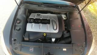 Peugeot 607 2.7 HDi V6 # Engine & Exhaust Sound
