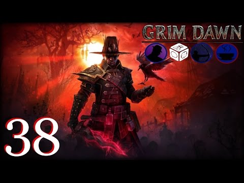 Let's Play Grim Dawn Co-Op - Ep. 38 - Extened Family!