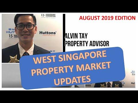 SG#01 West Singapore Property Market Updates