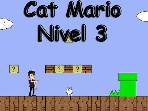 скачать игру Cat Mario 3 - фото 2