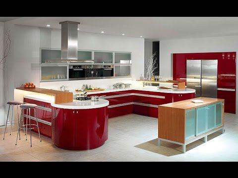 КУХНИ в стиле Хай-тек/кухни фото 2017/дизайн интерьера на выбор/kitchen Design - interior