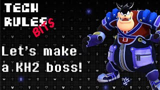 Hacking Our Own Boss Into Kingdom Hearts 2 | Tech Rules Bits