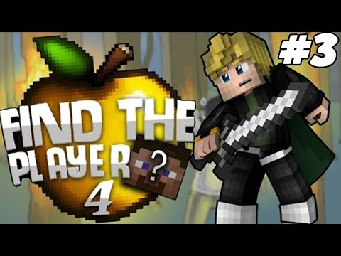 UNE RENCONTRE ET L'ENCHANTE ! Find The Player IV #3