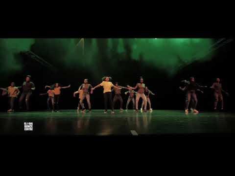 Reis Fernando 12-17 (afrodance) - GDC Rotterdam - Nieuwjaarsshow