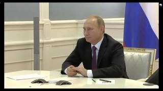 Новости Владимир Путин в режиме видеоконференции беседовал с находящимися в Антарктиде(Свежие новости со всего рунета ! Подписывайтесь на наш канал, не пропускайте не одного видео!, 2014-12-28T09:30:56.000Z)