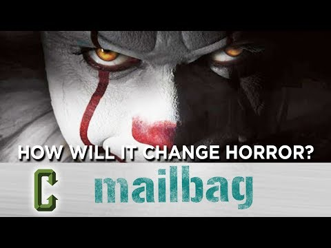 Will IT's Success Change The Way Horror Movies Are Made? - Mailbag