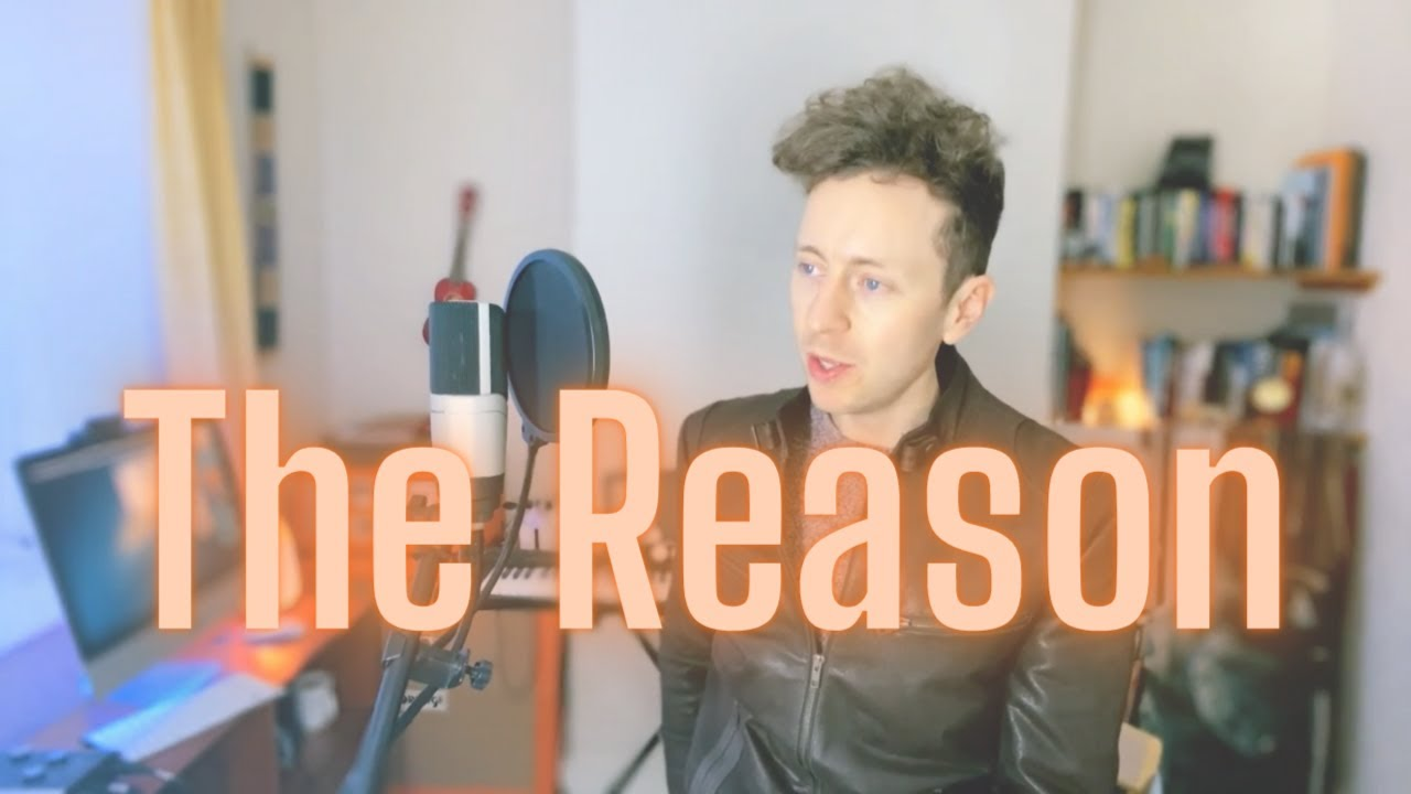 THE REASON - Hoobastank Cover