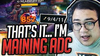Scarra- I GOT AUTOFILLED TO AD, IS IT JHIN TIME?
