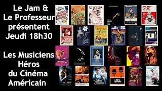 Les Musiciens Héros du Cinéma Américain trailer