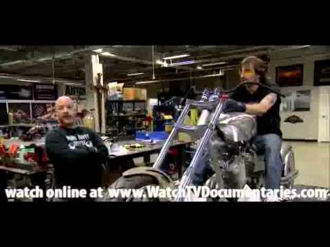 American Chopper: Senior Vs. Junior - Back In Time, Season 04 Episode 02, 1 Of 3