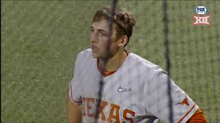 Texas vs TCU Baseball Highlights - Game 1