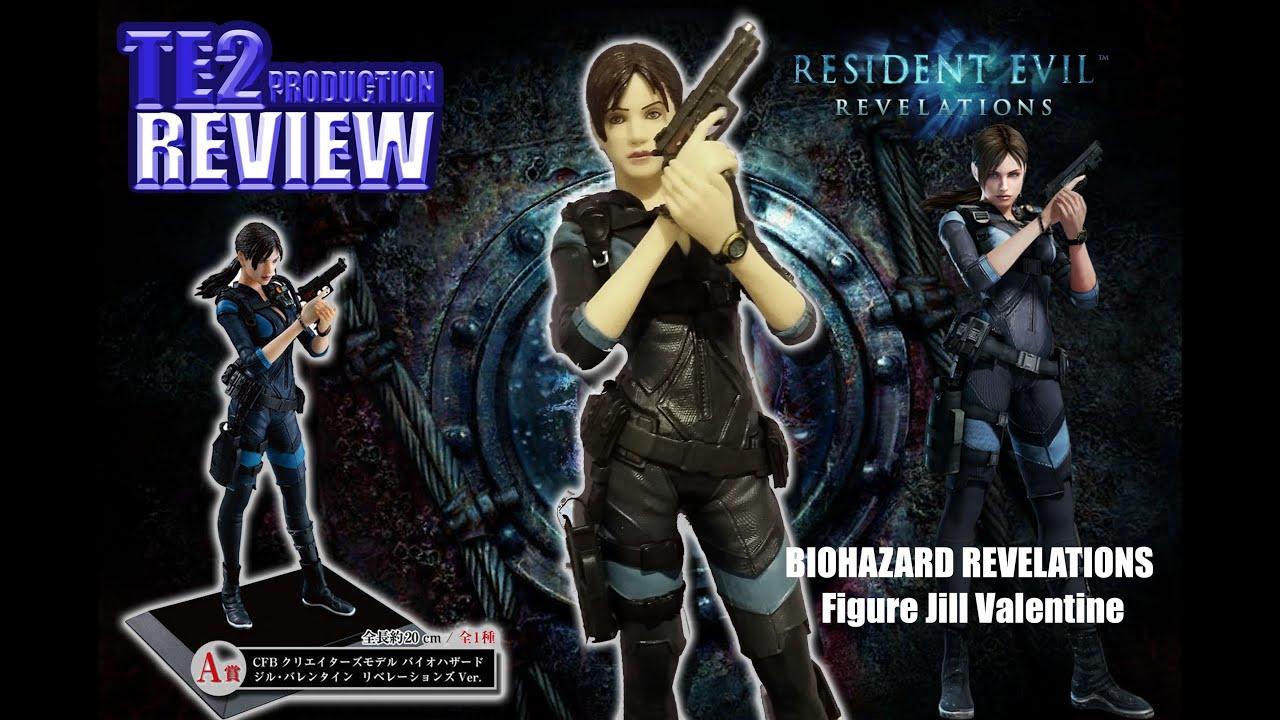 Review Resident Evil Revelations Jill Valentine Capcom Limited Figure