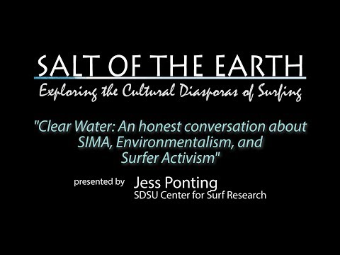 Clear Water: SIMA, Environmentalism, and Surfer Activism - b